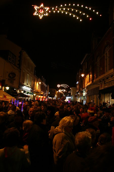 Swindon Old Town Lights 2011