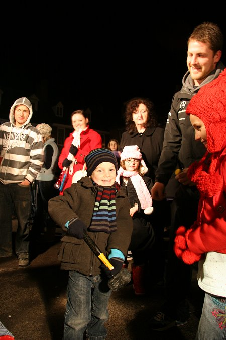 Highworth Christmas Lights 2011