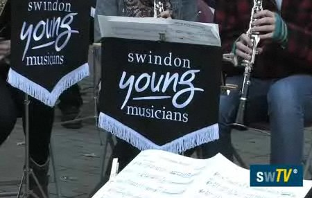 Swindon Young Musicians Christmas Concert 2011