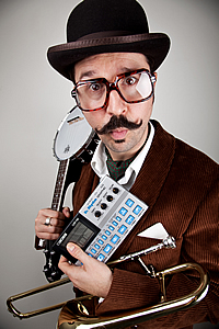 Mr. B Gentleman Rhymer Swindon 2012
