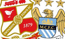 Swindon Town vs Manchester City