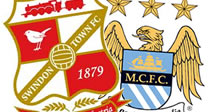 Swindon Town Youth FC vs Manchester City 2012