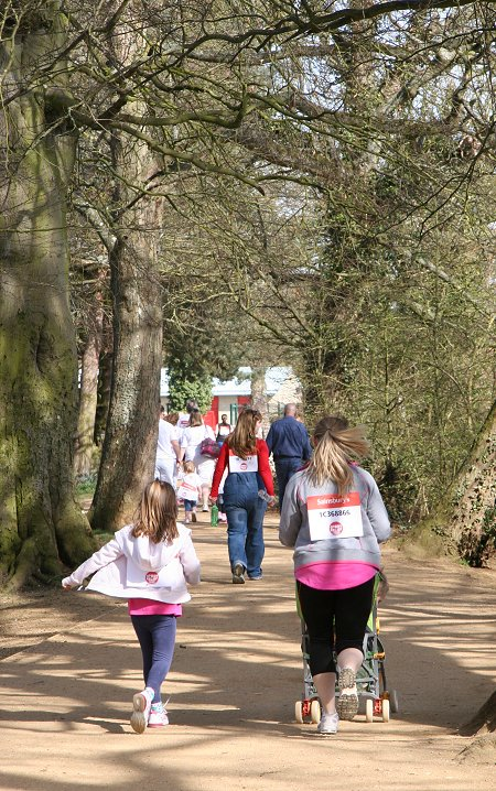 Swindon Sport Relief at Coate Water