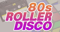 80s Family Roller Disco at MECA