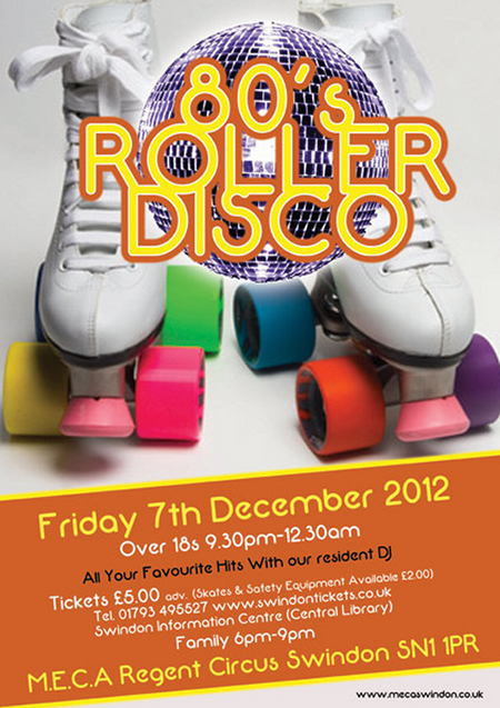 Roller Disco MECA Swindon Family Events