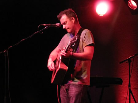 Alex Taylor at Baker Street, Swindon