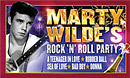 Marty Wilde at Wyvern Theatre