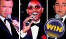 The Rat Pack Is Back at Wyvern Theatre