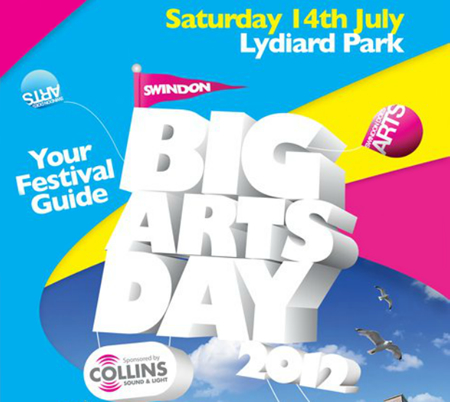 Big Arts Day Programme