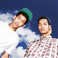 Rizzle Kicks Oasis Swindon