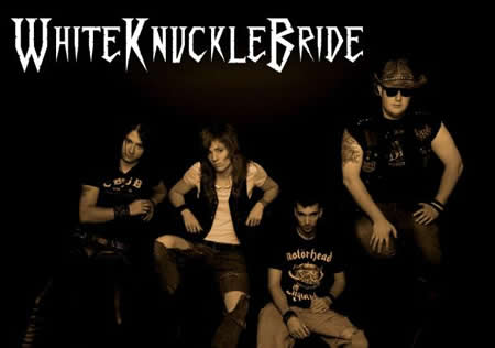 White Knuckle Bride The Vic Swindon