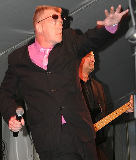 Madness Tribute Act The Vic Swindon