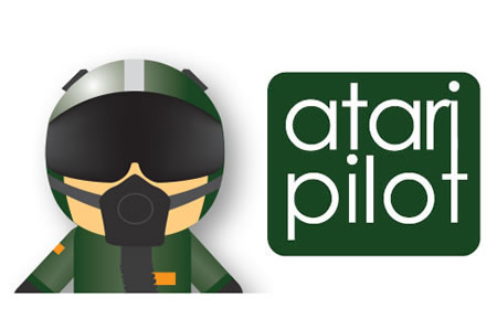 Atari Pilot The Vic Swindon