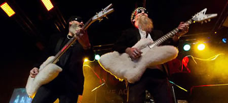The ZZ Tops at The Vic