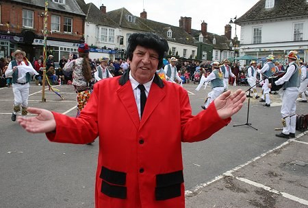 Highworth 1950s May Day & Jubilee Celebrations 05 May 2012