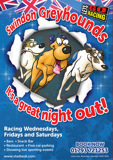 Swindon Greyhounds June Deals