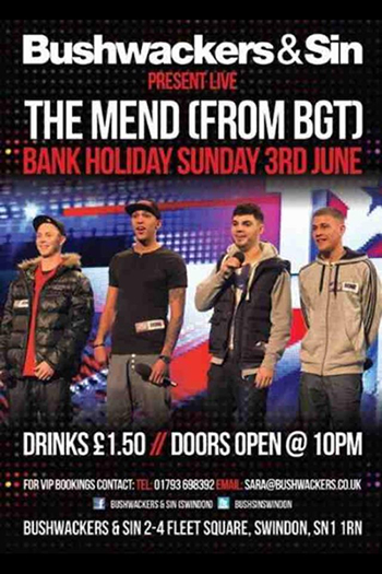 The Mend in Swindon