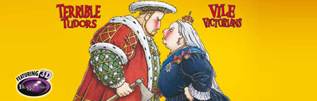 Horrible Histories at Wyvern Theatre
