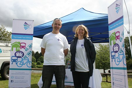 Coate Water Try It Day Swindon