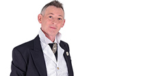 Colin Fry at Wyvern Theatre