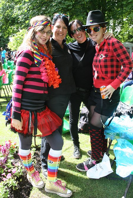 Swindon Pride 2012