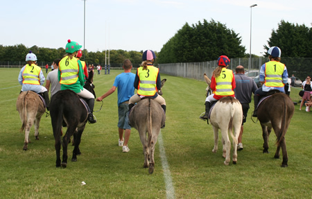 Donkey Derby Highworth Lions