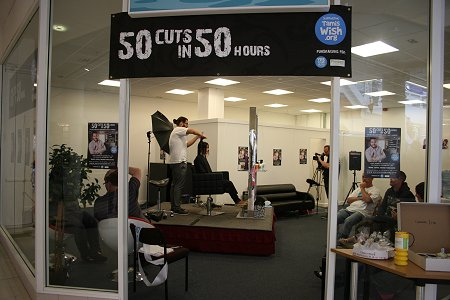 50 Cuts in 50 Hours Swindon