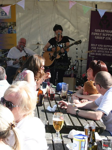 Acoustic Garden Festival Swindon