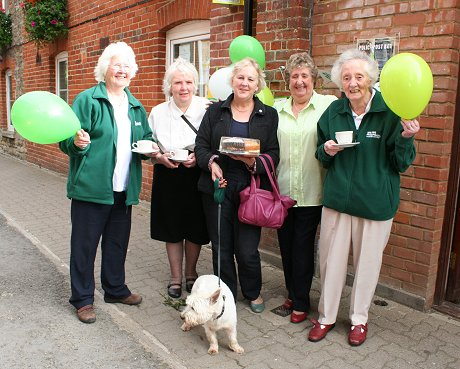 Macmillan Coffee Morning Swindon
