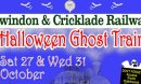 Halloween at Swindon & Cricklade Railway