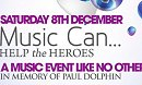 Music Can... Help The Heroes