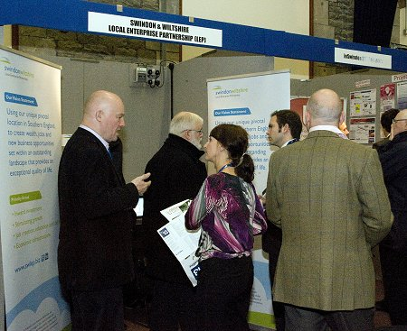 Swindon Business Show 2013
