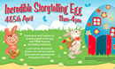 Incredible Storytelling Egg!