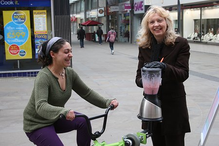 Swindon Travel Choices Smoothie Team