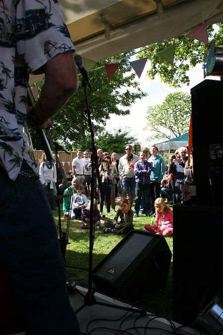 Acoustic Festival at the Running Horse 27 May 2013