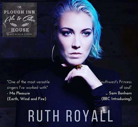 Ruth Royall in Swindon