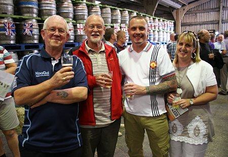 Arkell's 170th Anniversary Beer Festival 2013