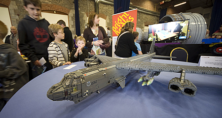 LEGO Show, STEAM Museum Swindon 2013