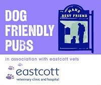 Eastcott Vets Dog Friendly Pubs