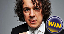 Alan Davies at Wyvern Theatre