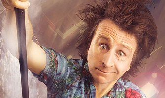 Milton Jones at Wyvern Theatre