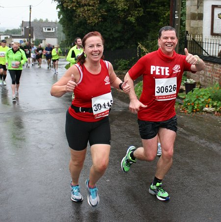 Swindon Half-Marathon 2013