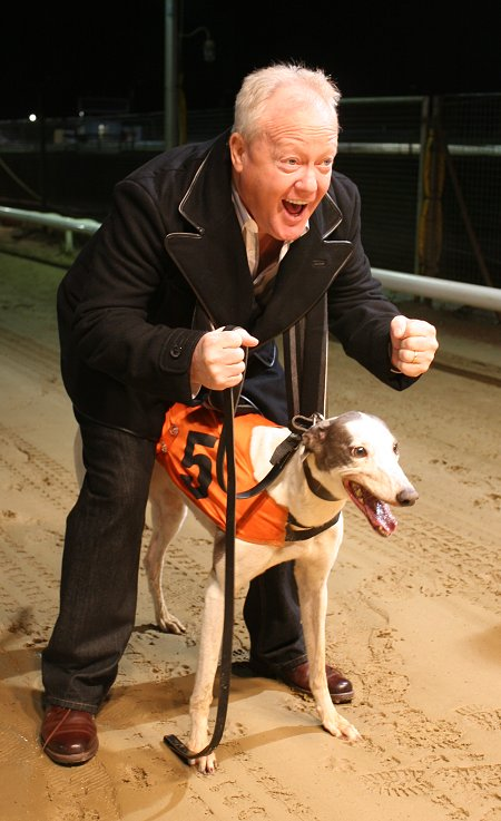 Keith Chegwin Swindon Dogs