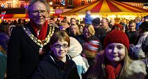 Highworth Christmas Lights 2013