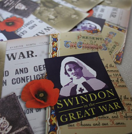 Swindon Heritage Magazine Launch