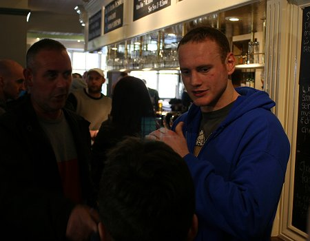 George Groves Swindon