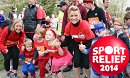 Swindon Sport Relief Mile 2014