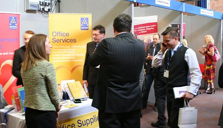 Swindon Business Show 2014