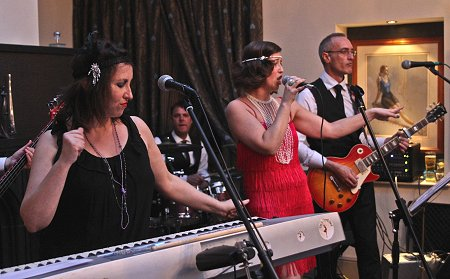 Jo Farrell Band at The Highworth