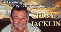 An Evening With Tony Jacklin